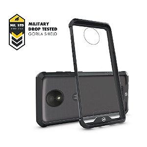 Capa para Moto C Plus - Ultra slim Preta - Gorila Shield
