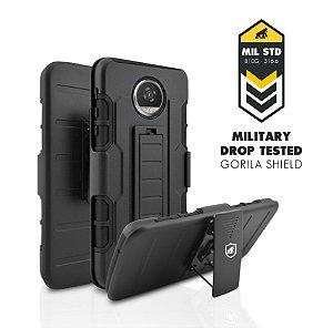 Capa Clip para Motorola Moto Z2 Play - Gorila Shield