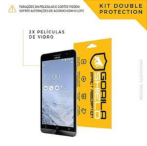 Película de vidro para Zenfone 5 – Double Protection – Gorila Shield