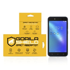 Película de Vidro Dupla para Asus Zenfone Live - Gorila Shield