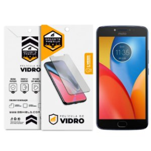 Película de Vidro Dupla para Motorola Moto E4 Plus - Gshield