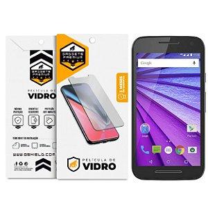 Película de Vidro Dupla para Motorola Moto G3 - Gshield