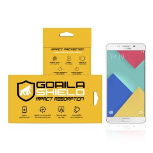 Película de Vidro Dupla para Samsung Galaxy A9 - Gorila Shield