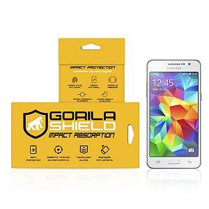 Película de vidro para Galaxy Gran Prime – Double Protection – Gorila Shield