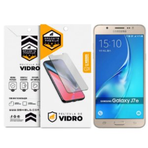 Película de Vidro Dupla para Samsung Galaxy J7 - Gshield