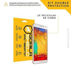 Película de vidro para Galaxy Note 3 Neo – Double Protection – Gorila Shield