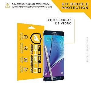 Película de vidro para Galaxy Note 5 – Double Protection – Gorila Shield