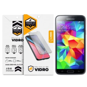 Película de Vidro Dupla para Samsung Galaxy S5 - Gshield