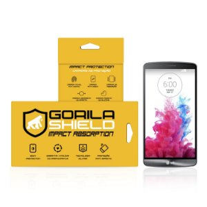 Película de Vidro Dupla para LG G3 Stylus- Gorila Shield
