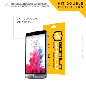 Película de vidro para LG G3 Stylus– Double Protection – Gorila Shield