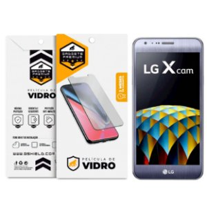 Película de Vidro Dupla para LG X Cam - Gshield