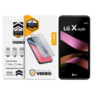 Película de Vidro Dupla para LG X Style - Gshield