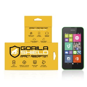 Película de Vidro Dupla para Microsoft 540 - Gorila Shield