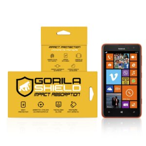 Película de Vidro Dupla para Microsoft 625 - Gorila Shield