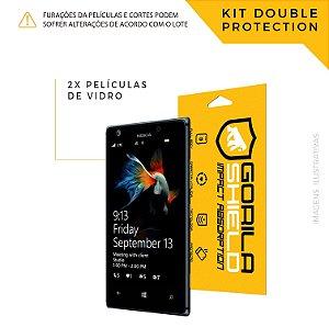 Película de vidro para Microsoft 925 – Double Protection – Gorila Shield