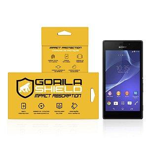 Película de Vidro Dupla para Sony Xperia M2 Aqua - Gorila Shield