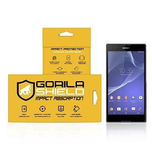 Película de Vidro Dupla para Sony Xperia T2 - Gorila Shield