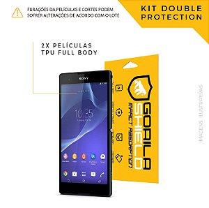 Película de vidro para Sony T2 – Double Protection – Gorila Shield
