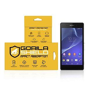 Película de Vidro Dupla para Sony Xperia Z2 - Gorila Shield