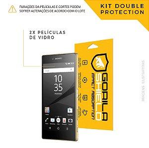 Película de vidro para Sony Z5 Premium – Double Protection – Gorila Shield
