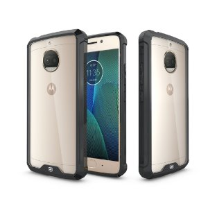 Capa Ultra Slim Air Preta para Motorola Moto G5S Plus - Gorila Shield