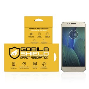 Película de vidro para Moto G5S Plus – Double Protection – Gorila Shield