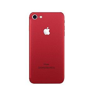 Skin Adesivo Traseiro Red Edition para iPhone 7 - Gorila Shield