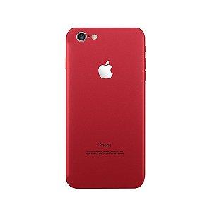 Skin Adesivo Traseiro Red Edition para iPhone 6S - Gorila Shield