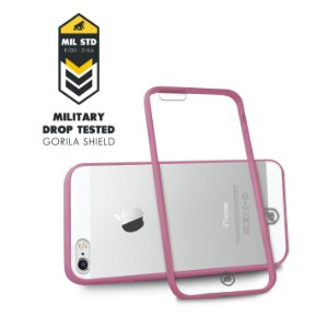 Capa Pink para Iphone 5 , 5s, SE - Gorila Shield