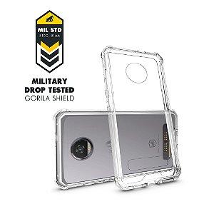 Capa Moto Z2 Play - Ultra Clear - Gorila Shield
