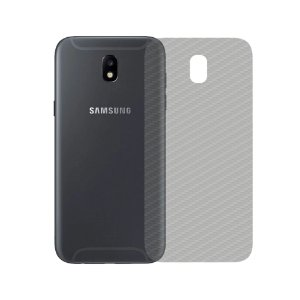 Película Traseira de Fibra de Carbono Transparente para Samsung Galaxy J5 Pro - Gshield