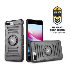Capa para Iphone 8 Plus - Armband 2 em 1 - Gorila Shield