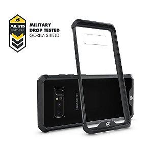 Capa Ultra Slim Air Preta para Galaxy Note 8 - Gorila Shield