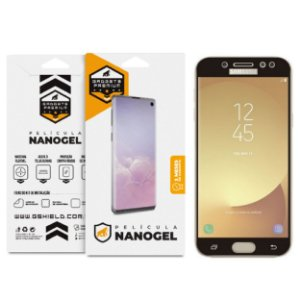 Película Nano Gel Dupla para Samsung Galaxy J5 Pro – Gshield (Cobre toda tela)