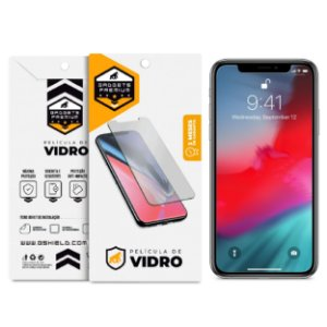Película de Vidro Dupla para iPhone X e XS - Gshield