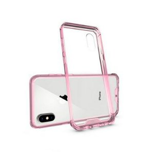 Capa Ultra Slim Air Rosa para iPhone X e XS - Gshield