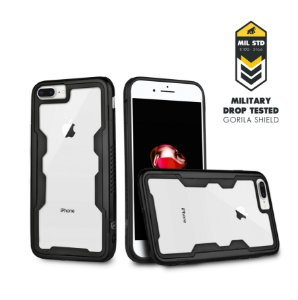 Capa Bumper para iPhone 6 plus - 7 plus - 8 plus - Gorila Shield