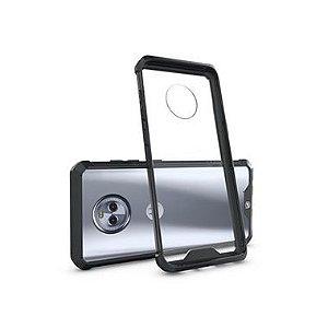 Capa Ultra Slim Air Preta para Motorola Moto X4 - Gorila Shield