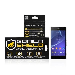 Película de vidro frontal para Sony Xperia Z2 - Gorila Shield