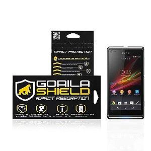 Película de vidro para Sony Xperia L - Gorila Shield