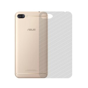Película Traseira de Fibra de Carbono Transparente para Asus Zenfone 4 Max ZC554kL  - Gshield