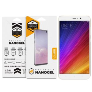 Película Nano Gel Dupla Para Xiaomi MI 5S – Gshield (Cobre Toda Tela)