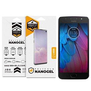 Película Nano Gel Dupla para Motorola Moto Z – Gshield (Cobre Toda Tela)