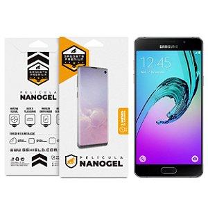 Película Nano Gel Dupla para Samsung Galaxy A5 (2016) – Gshield (Cobre Toda Tela)