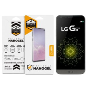 Película Nano Gel Dupla Para LG G5 – Gshield (Cobre Toda Tela)
