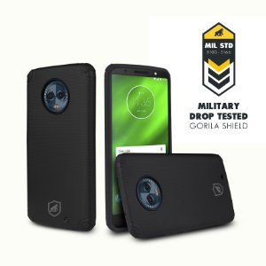 Capa Tech Armor Motorola Moto g6 Plus - Gorila Shield