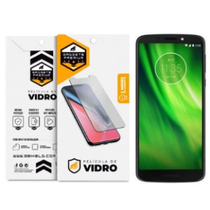 Película de Vidro Dupla para Motorola Moto G6 Play - Gshield