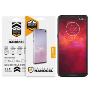 Película Nano Gel Dupla para Motorola Moto Z3 Play – Gshield