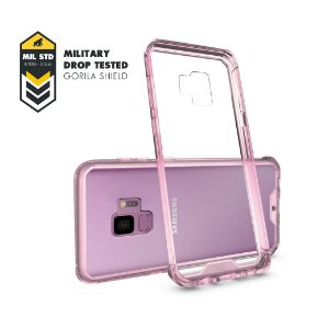CAPA ULTRA SLIM AIR ROSA PARA Galaxy S9 - GORILA SHIELD