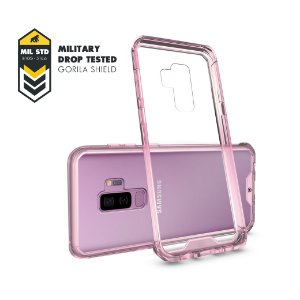 CAPA ULTRA SLIM AIR ROSA PARA Galaxy S9 Plus - GORILA SHIELD